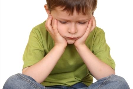 استرس در کودکان و نشانه های آن