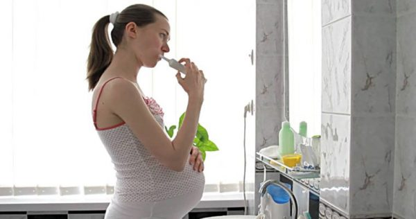مشکلات لثه و دندان در بارداری