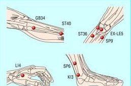 درمان زانو درد با طب سنتی
