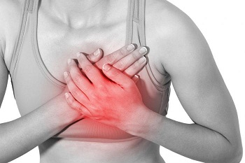 Photo of درد سینه در خانم ها نشانه ی چیست؟