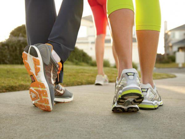 آیا پیاده روی با شکم خالی بهتر است؟