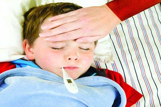 چرا بدون علت مشخصی تب می کنیم؟