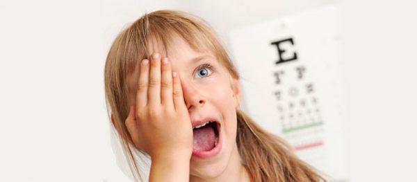 تنبلی چشم چیست و چه درمانی دارد؟