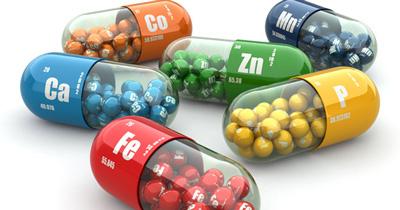 روش مصرف ویتامین ها