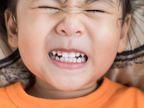 Photo of علت دندان قروچه کودک در خواب