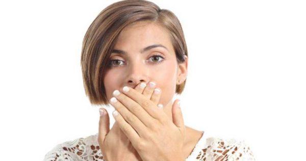 چرا نفستان بوی بد می دهد؟