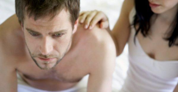 وقتی مردان در حین رابطه جنسی نعوظ خود را از دست می دهند