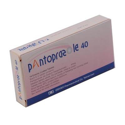 موارد مصرف داروی پنتوپرازول و عوارض آن