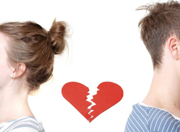 دلایلی که باعث شکست در زندگی و طلاق می شود