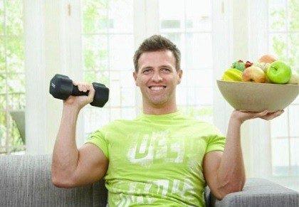 بعد از ورزش این خوراکیها را مصرف نکنید