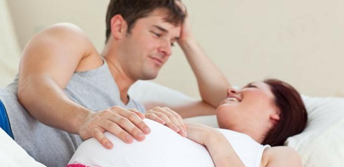 بهترین پوزیشن آمیزش جنسی در دوران بارداری