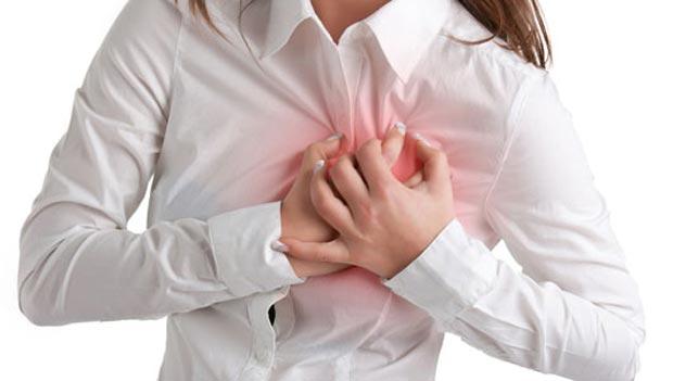 درد قلب یا درد قلبی , آنژین قلب