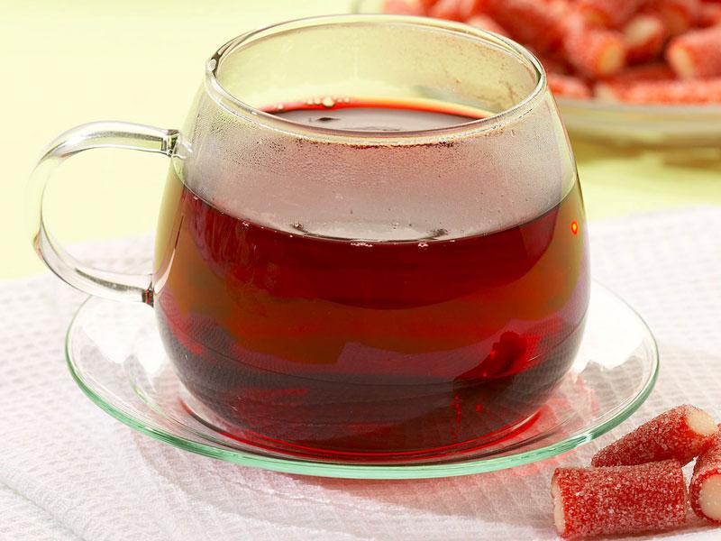 چای داغ, خطر چای داغ