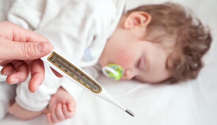 سرماخوردگی نوزادان