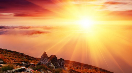 اثر نور خورشید ب بدن, سلامت در نور خورشید