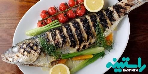 ماهی سالم