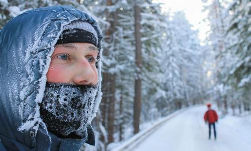 فواید سرما برای بدن