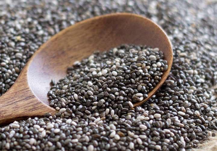 دانههای چیا