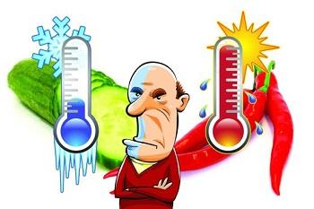 چگونه بفهمم گرم مزاج هستم یا سرد مزاج؟