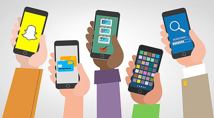 موبایل را در جیب خود نگذارید