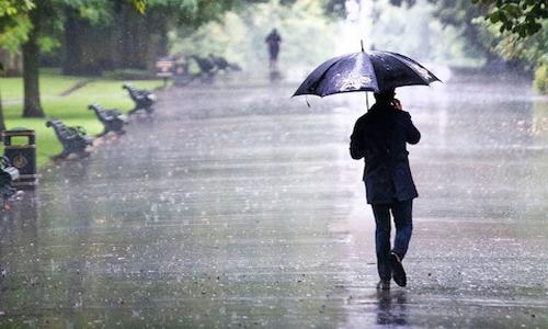 درد مفاصل و بارش باران