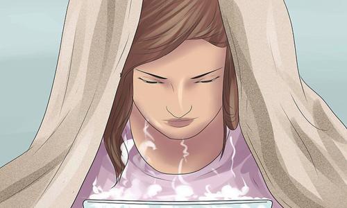 روش صحیح بخور دادن صورت برای پاکسازی