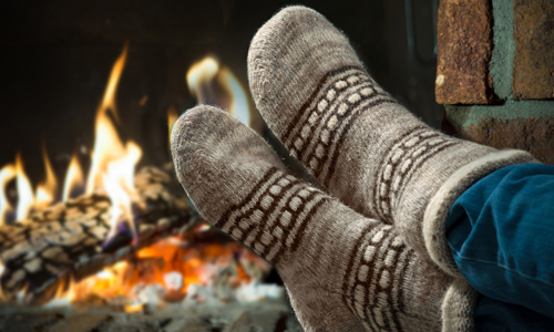10 دلیل که پاهای شما همیشه سرد است