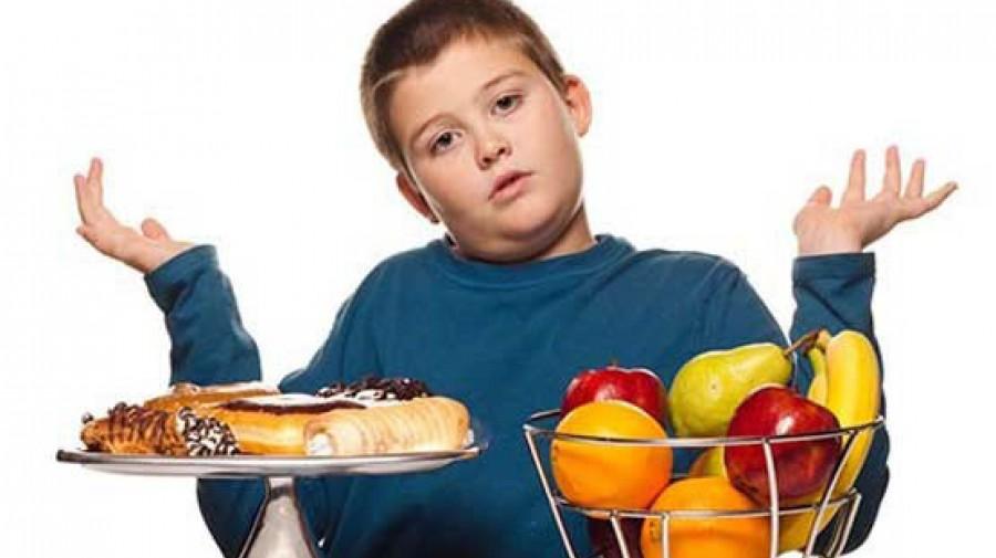 چاقی زیاد باعث مرگ زود هنگام کودکان می شود
