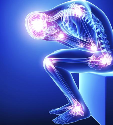 6 دلیل ایجاد کننده درد در بدن