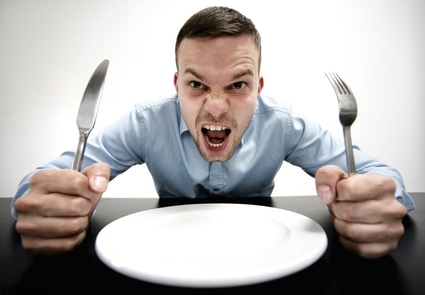 اگر بطور مرتب گرسنه می شوید دچار کمبود ویتامین شده اید