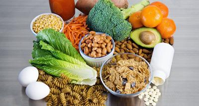 این ویتامین ها را مصرف کنید تا دچار کم خونی نشوید
