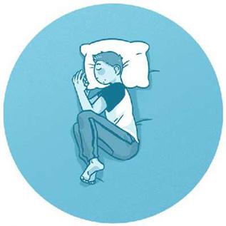 خوابیدن با کمردرد