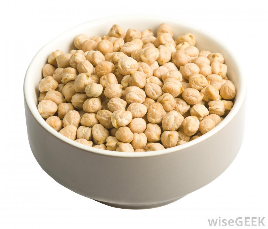 میزان مواد غذایی موجود در نخود چقدر است؟