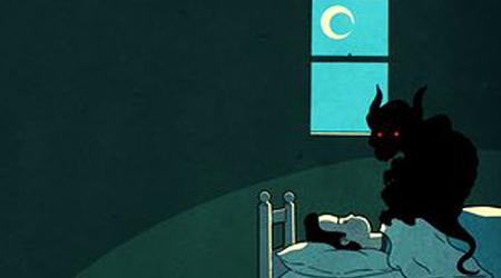 Photo of ویژگیهای بختک یا فلج خواب