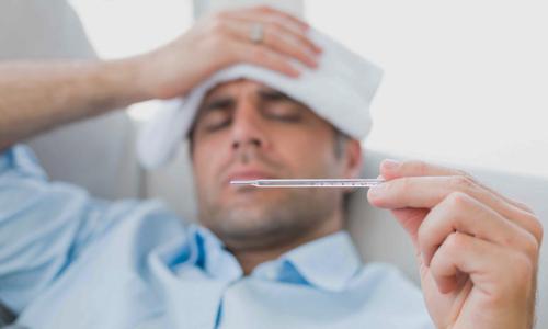 چه زمانی تب خطرناک می شود؟