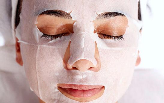 Homemade masks for dry skin