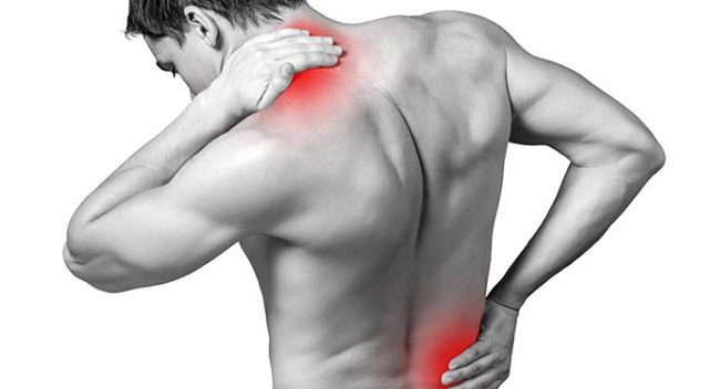 درد عضلات پس از ورزش
