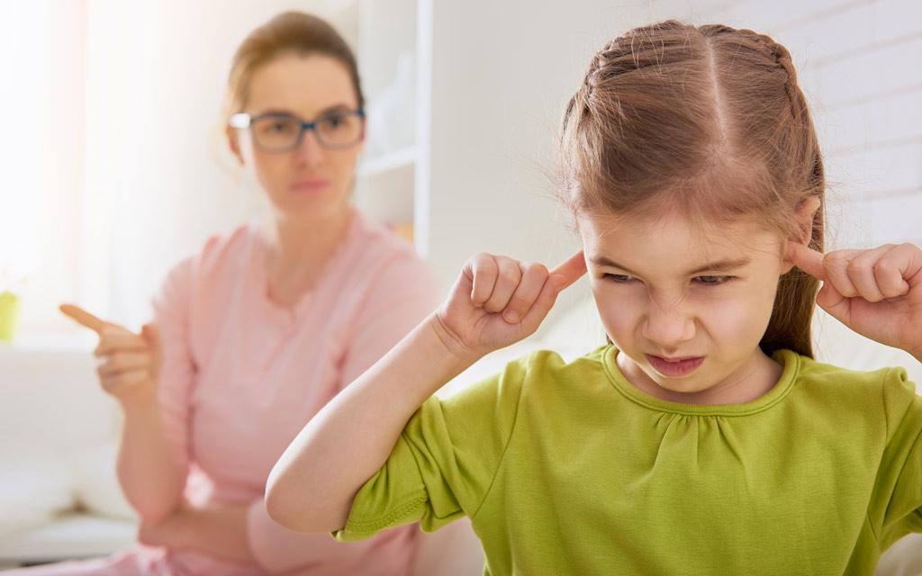 بدترین روش برای تنبیه کودک
