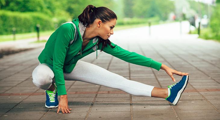 کوفته شدن بدن بعد از پیاده روی
