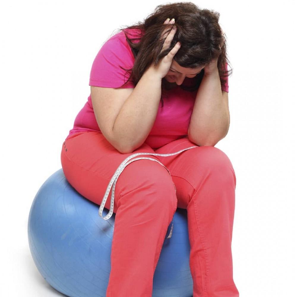 چرا وزن ثابت می ماند