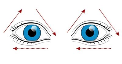 ورزش تقویت بینایی
