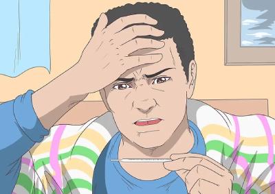 عفونت بیضه در مردان