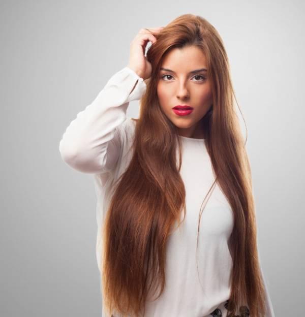 درمان ریزش مو با ماسک حنا