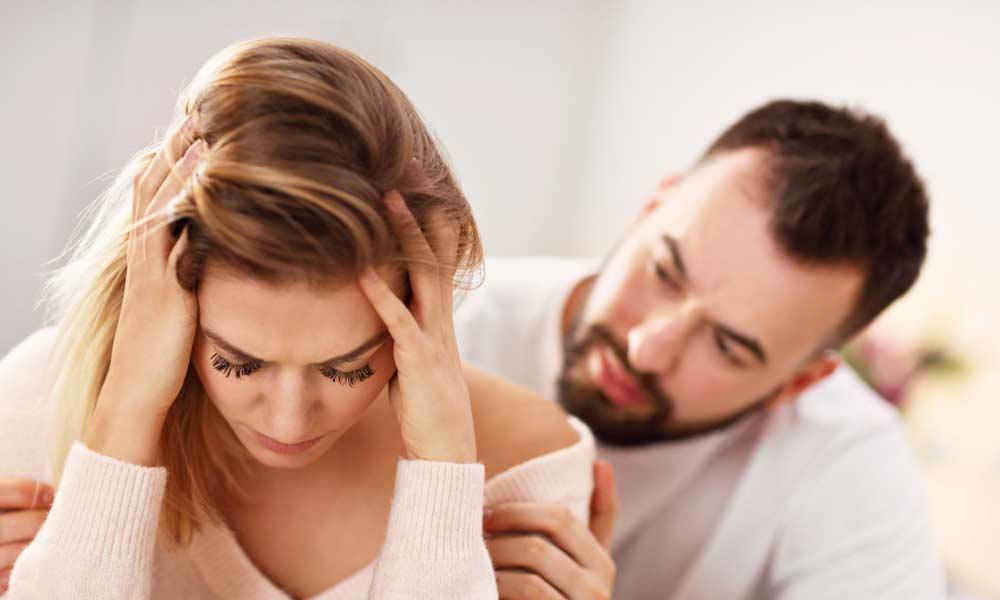 اگر این علائم را دیدید بهتر است رابطه جنسی نداشته باشید!