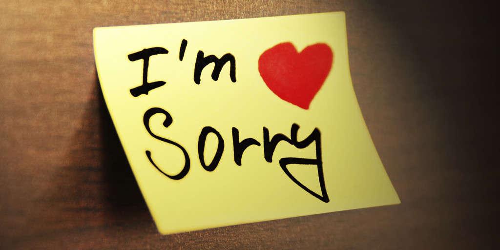 تاثیر عذرخواهی در زندگی مشترک