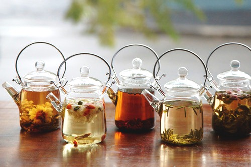 عوارض چای های گیاهی