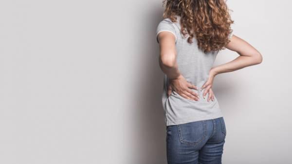 تمرین برای درمان کمردرد