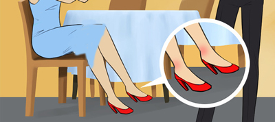 اثرات مثبت بالا نگه داشتن پاها