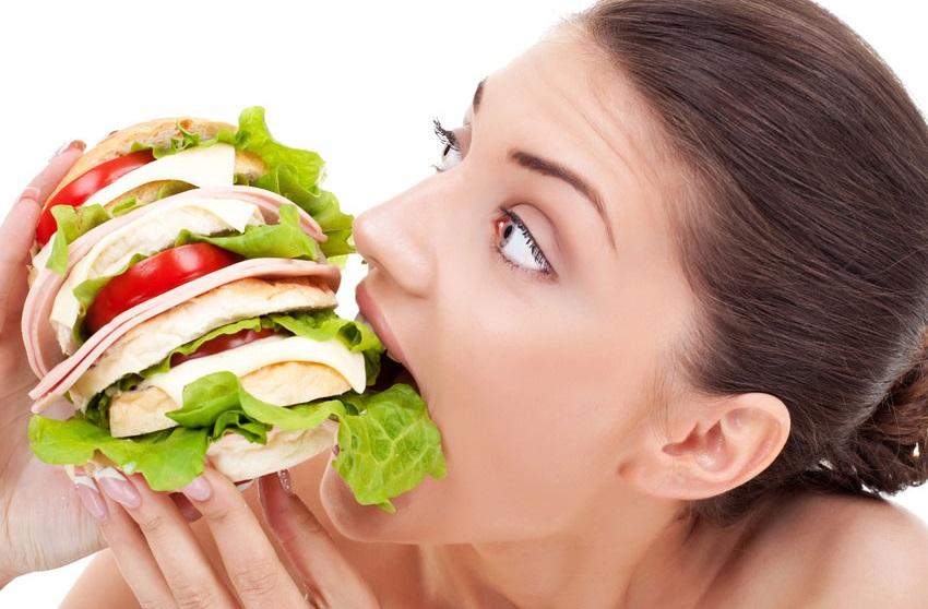 گرسنگی پس از غذا خوردن