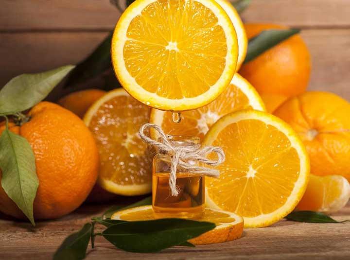 خواص روغن پرتقال برای سلامت